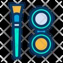 Box Brush Cosmetic Icon
