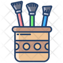 Makeup Brush Icon