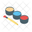 Makeup equipment Icon