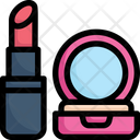 Makeup Cosmetics Stay At Home Icon