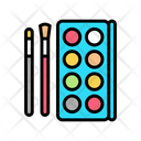 Make Up Cosmetics Tools Icon