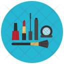 Makeup Kit Tool Icon
