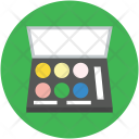 Makeup kit Icon