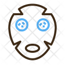 Makeup mask Icon