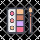 Makeup Makeup Box Makeup Brush Icon