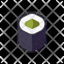 Maki Sushi Roll Icon