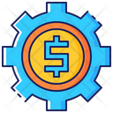 Making Money Gear Icon