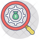Making Money Search Icon