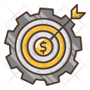 Making Money Investments Icon