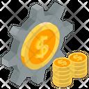 Money Management Financial Management Finance Care Icon