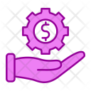 Making Money Market Icon
