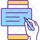 Making Notes Icon