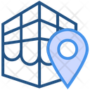 Makkah Ramadan Qibla Location Icon