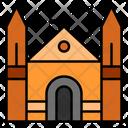 Malahide Castle Ireland Landmark Icon