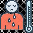 Malaise Illness Sickness Icon