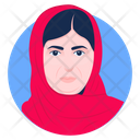 Malala Yousafzai Icon