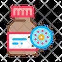 Malaria Drug Icon