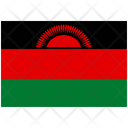 Flag Country Malawi Icon