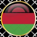 Malawi Flag Icon