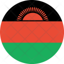 Malawi Flag World Icon