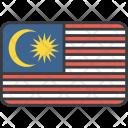Malaysia Malaysian Malay Icon