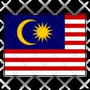 Malaysia Flag Flags Icon