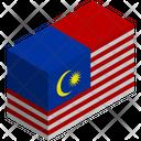 Flag Country Malaysia Icon