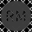 Malaysia Malaysian Ringgit Icon