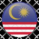 Malaysia Country Flag Icon
