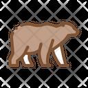 Malaysian Bear Icon