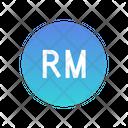 Malaysian Ringgit Icon