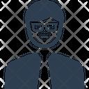 Professor School Teacher Avatar Icon