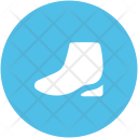Male Shoes Ankle Icon