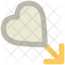 Male Heart Love Icon