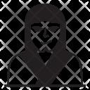 Male Person Man Icon