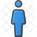 Male User Person Icon