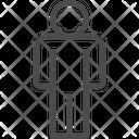 Human Man User Icon