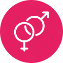 Male Female Sex Icon