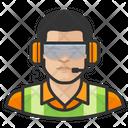 Male Airport Crew Airport Crew Airport Icon
