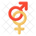 Male Gender Female Gender Female Sign Icon