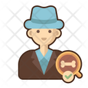 Male Archaeologist Archeology Archaeology Icon