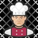 Male Asian Chef Male Asian Icon