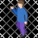 Male Avatar Man Icon