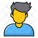 Male Avatar Boy Man Icon