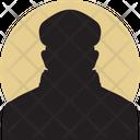 Male Man Face Avatars Icon