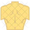 Male Back Back Body Icon