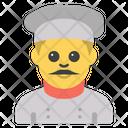 Male Chef Icon