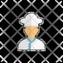 Chef Cook Professional Icon