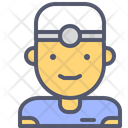 Male dentist Icon