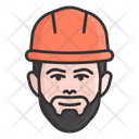 Male Engineer Icon